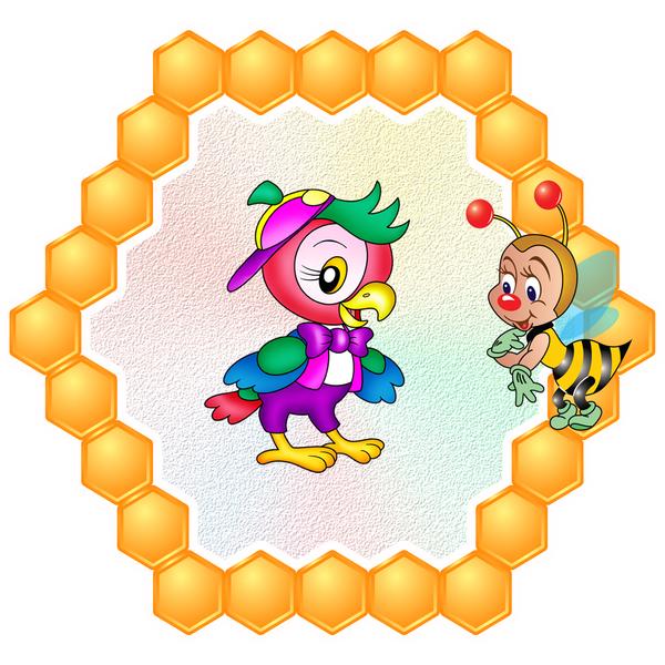 картинки на кабинки для группы пчелка