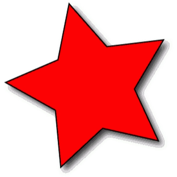 картинка красная звездочка шаблон изменилось, когда