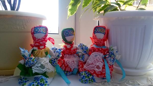 Проект на тему: Кукла-оберег, скачать бесплатно, Социальная сеть работников образования 27