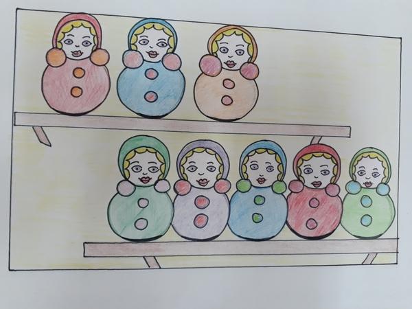 Решение простых задач в подготовительной группе решение расчетных задач на выход 9 класс