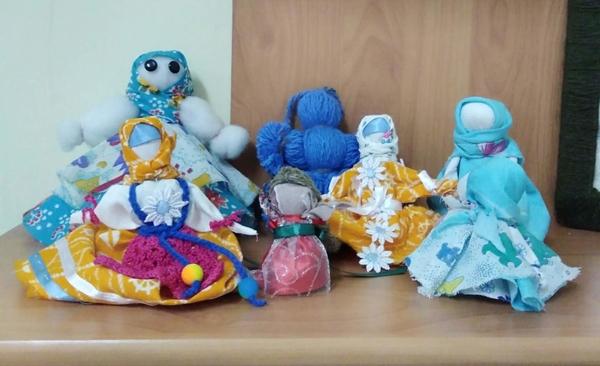 Проект на тему: Кукла-оберег, скачать бесплатно, Социальная сеть работников образования 80