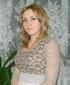 Михайлова Мария Анатольевна