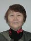 Пахомова Мария Гавриловна